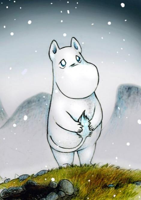 Муми-тролли - смотреть мультфильм онлайн в хорошем HD качестве Ондатр Муми Тролль